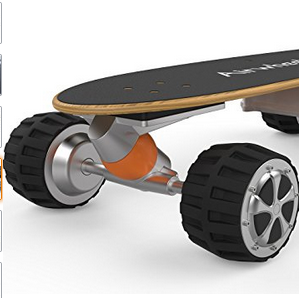 Ruedas todo terreno skate airwheel M3