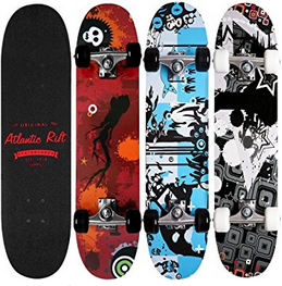 skateboard diferentes diseños