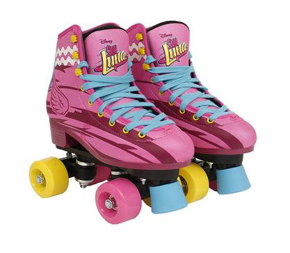 patines Skate de ruedas de la serie soy luna