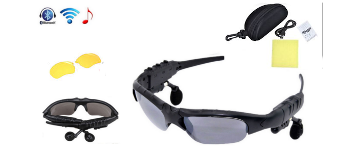 gafas mp3 con bluetooth