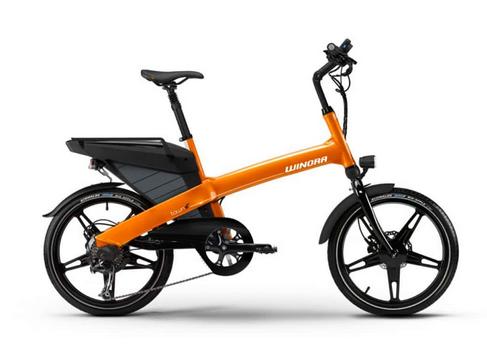 Bici eléctrica evo2 exp