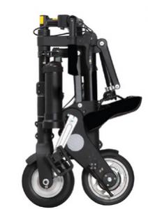 bicicleta electrica plegada A-bike