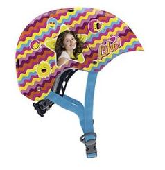 casco para niñas