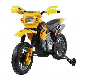 moto electrica para niños