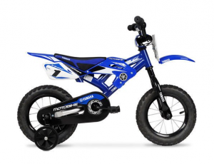 Yamaha moto bicicleta para niños y niñas