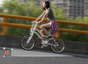 Pendiente bici Xiaomi