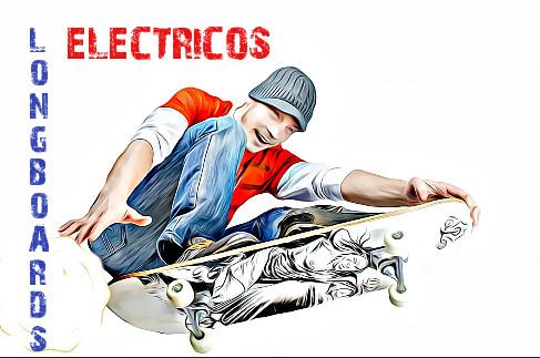 Longboard Electrico