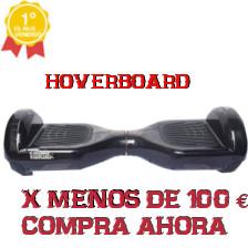 hoverboard x menos de 100 euros