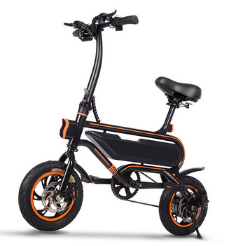 Mini Bicicleta Scooter Eléctrica plegable