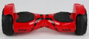 Hoverboard todoterreno Rojo