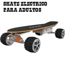 Skate Eléctrico Para Adultos