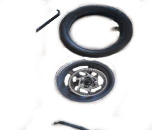 Cambiar rueda xiaomi