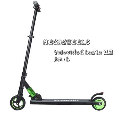 Megawheels S1