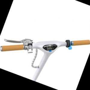 manubrio freno cable acelerador bbuho