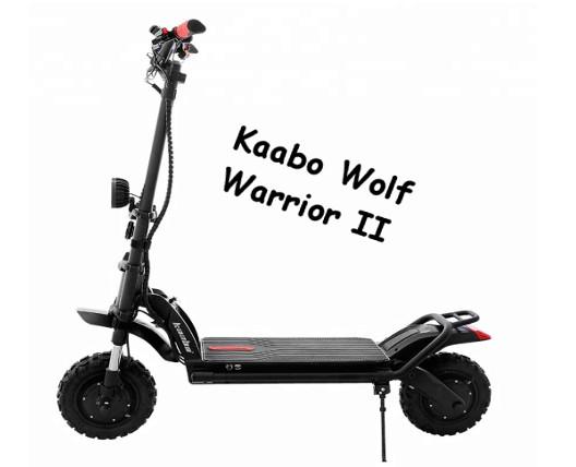 KAABO WOLF WARRIOR II
