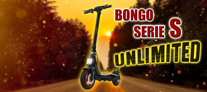 Bongo Serie S Unlimited