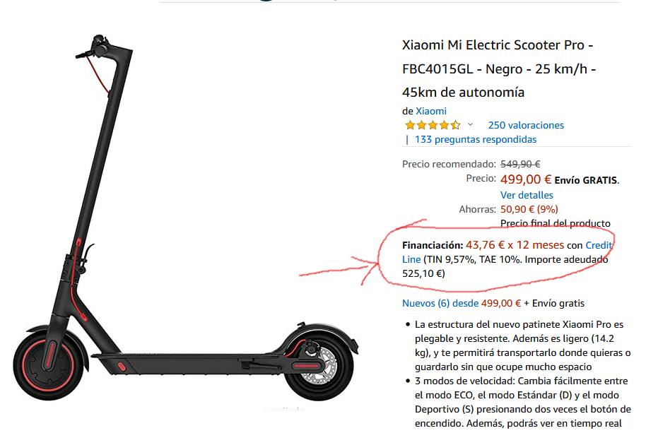 comprar-patinete-electrico-online-financiado