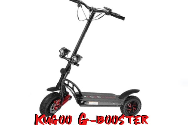 Kugoo-G-Booster