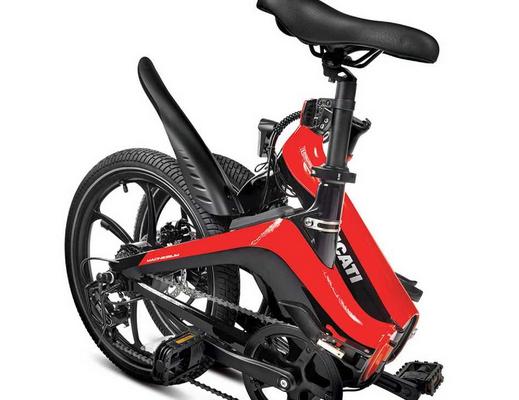 MG-20 Ducati Bicicleta eléctrica plegable